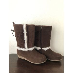 Crazy 8 Brown Boots 3